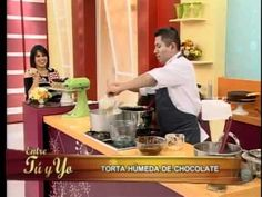 YouTube torta humeda de chocolate