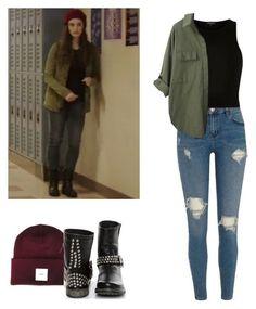 Outfits al estilo Hannah Baker