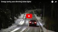 SCG VIRALS   Energy saving auto dimming street lights