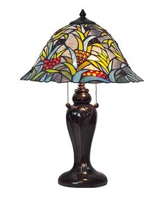 Love this Benita Tiffany Table Lamp on #zulily! #zulilyfinds