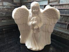 Vintage angel cherub Coussin Magique