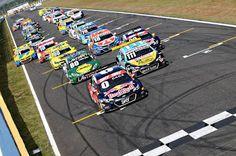 #Brasil: Stock Car 2017 começa em 02/04 em Goiânia