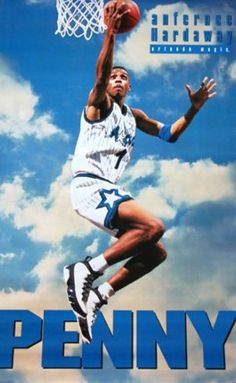 Penny Hardaway, Orlando Magic, Selling On Ebay, Nba, Nostalgia, Movie Posters, Sports Posters, The Originals, Classic