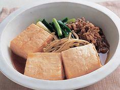 肉豆腐:アスレシピ
