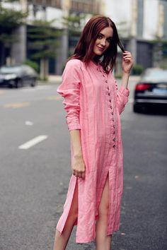c06977f43bc 2019 的 1789 张 Linen Dresses by Linennaive® 图板中的最佳图片 主题 ...
