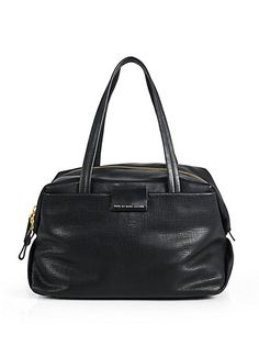 Marc by Marc Jacobs – Box Medium Leather Satchel