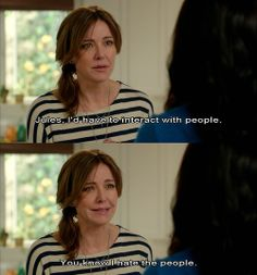 Not the people. #EllieTorres #CougarTownTBS