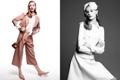 """VICTOR DEMARCHELIER SHOOTS """"WHEN ELEGANCE COMES EASY"""" FOR VOGUE JAPAN, AUG 2012"""