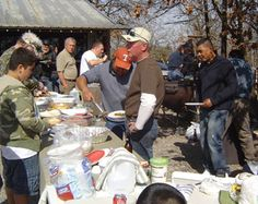 2011 Wild Game Cook Off | Loose Wheels, Texas