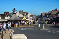 Shopping in Cleveleys Town Centre - it's a great place - with Visit Cleveleys Jubilee Gardens, British Seaside, Great Days Out, Street Names, Bus Station, Seaside Towns, Blackpool, Small Towns, Great Places