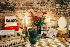 Stylish Seattle Warehouse Wedding: Cat + Jim | Green Wedding Shoes Wedding Blog | Wedding Trends for Stylish + Creative Brides