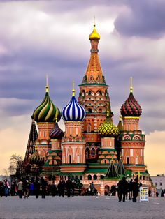 100 most famous landmarks around the world 19 mont st for Famous landmarks in russia