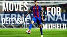 3 Easy Soccer Skill Moves For CDM That Always Work