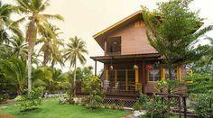 บ้านของพ่อกับแม่ บ้านไม้ในสวนมะพร้าว @ราชบุรี « บ้านไอเดีย แบบบ้าน ตกแต่งบ้าน เว็บไซต์เพื่อบ้านคุณ