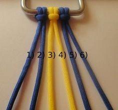 Nach der Anleitung für die Hundeleine, gibt es heute passend dazu eine kleine Anleitung für ein Halsband. Viel Spaß beim ...