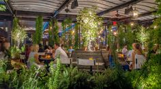 NYC Garden Dining & Event Space | Gallow Green