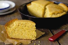 Browse these King Arthur Flour recipes for ideas, inspiration and practical tips. Honey Cornbread, Jiffy Cornbread, Corn Muffins, Flour Recipes, Bread Recipes, Cornmeal Recipes, King Arthur Flour, Baking With Kids, How To Cook Sausage
