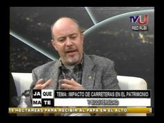 Entrevista al Dr. Enrique Richard: El impacto de las carreteras en la bi...