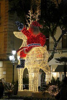 Natale a Sorrento Italy