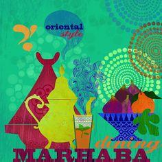 marhaba, oriental food