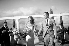 Jennifer and Aaron had a beautiful spring time vineyard wedding at Mount Palomar Winery in Temecula, California.