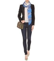 Dolce & Gabbana - Printed scarf - mytheresa.com