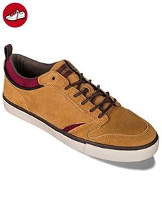 Shorebreak Deluxe, Sneakers Homme - Marron - Braun (Brown/Brown/Brown -XCCC), 42Quiksilver