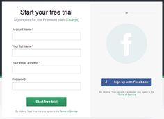 14 best registration forms images on pinterest design elements