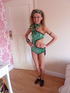 Freestyle Dance Costume | EBay