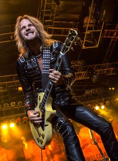 Judas Priest by Carlos Lopez
