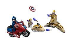 The Avengers en Lego