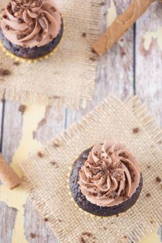 These Mocha Cupcakes sound so delicious