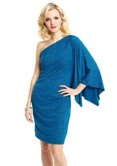 ONYX NITE  One-Shoulder Party Dress  $39.99