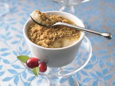 A rich restaurant-quality dessert, requiring only six ingredients, that you can have in the fridge in 30 minutes.