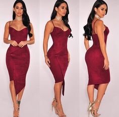 Sexy Outfits, Cute Outfits, Hot Miami Styles, Stunning Dresses, Party Wear, Two Piece Skirt Set, Bodycon Dress, Pink, Formal Dresses