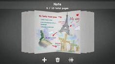My Sketch Paper HD - Write Paint on Notebook by effectmatrix gone Free