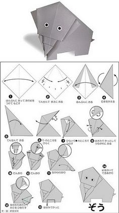 Origami Crafts For Kids Free Printable