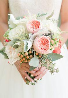Featured Photographer: Katelyn James Photography; Wedding bouquet idea.