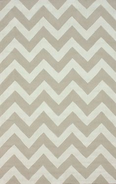 Rugs USA Quinta Indoor Outdoor Chevron Beige Rug