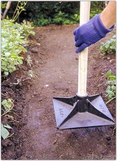 How to install a Garden path | Garden pathways: Gardening