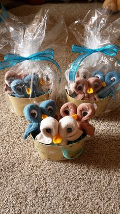 Norwex body cloth owls! Too cute! To order, visit: www.CFlynn.norwex.biz To learn how to make them, visit: https://www.youtube.com/watch?v=Yjw7C2JK8Yk