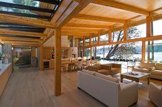 Gulf Island House by Phillip Van Horn Design