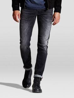 Jack & Jones Gelnn Fox BL 655 Slim Fit Jeans für 89,99€. Enge Slim-Fit-Jeans mit modernem Look, Super-Stretchstoff für extreme Flexibilität bei OTTO