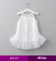 Cheap dress costume, Buy Quality costumes for girls directly from China princess party Suppliers: New Toddler Kids Dress Baby Girls Princess Party Or Wedding Clothes Lace Sleeveless Tulle Tutu Dresses Costume for Girls Krystal Little Girl Dresses, Girls Dresses, Flower Girl Dresses, Long Dresses, Baby Girl Princess, Princess Party, Baby Dress Design, Baby Dress Patterns, Costume Dress