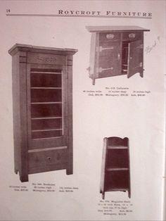 roycroft furniture | Roycroft Furniture