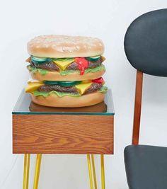 Achetez la lampe hamburger sur lavantgardiste.