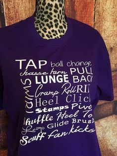 fb60fefc Tap dancer shirt, gift for dancer, dance moves, teacher dance studio,  unisex tee