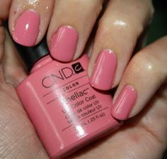 CND Shellac Rose Bud | #EssentialBeautySwatches | BeautyBay.com
