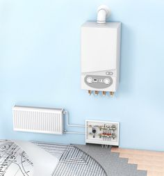 Points to Consider Before Buying a Hydronic Heating Boiler