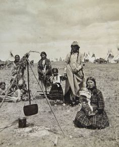 Native American Indians by N A Forsyth, Rocky Boy, Chief of the Crees